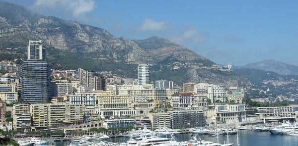 Monaco Capital of Affluence